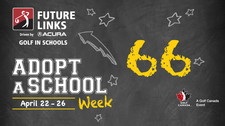 Adopt a School Week