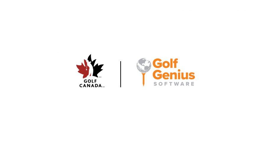 Golf Genius and Golf Canada