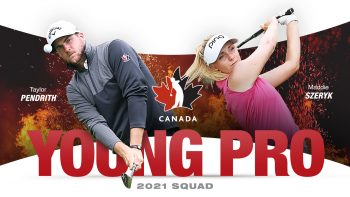 Golf Canada names 2021 Young Pro Squad